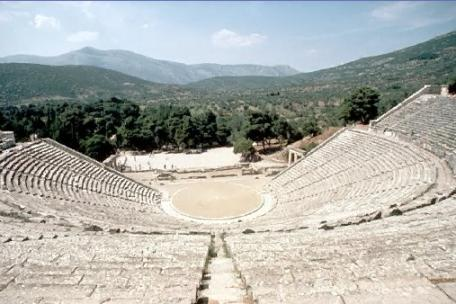 exposé théâtre romain